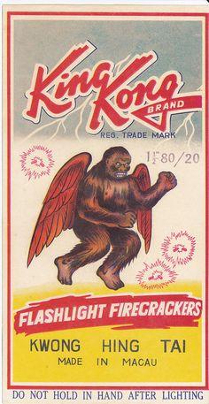 Great collection of vintage firecracker labels Vintage Packaging, Vintage Labels, Vintage Ephemera, Vintage Ads, Vintage Images, Vintage Prints, Vintage Posters, Vintage Stuff, Vintage Photographs