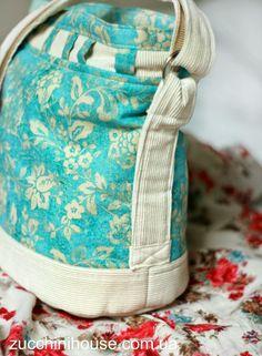 Новая сумка / New Bag   Домик маленького Цукиня