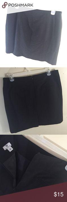 Black Worthington Business Skirt size 18 Worthington. Black Business Skirt w/ rear pockets (use seam ripper to check.) Size 18. Worthington Skirts