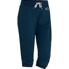 Joggingbroek Capri blauw dames