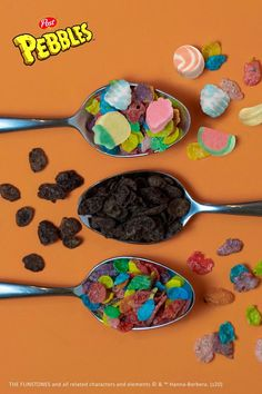 Try every flavor of PEBBLES™ cereal, today!
