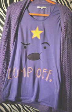 Lump off!!