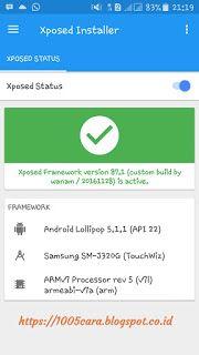 Cara Instal Xposed Installer Framework Semua Tipe Android Xposed Installer Framework Merupakan Aplikasi Android Yang Menjad Aplikasi Android Aplikasi Android