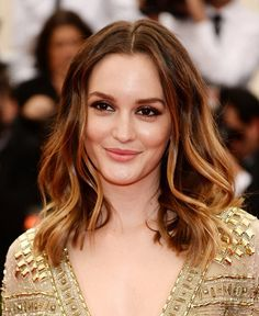 Leighton Meester | The 30 Most Dazzling Beauty Looks At The Met Gala