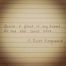 Image result for f. scott fitzgerald love quotes