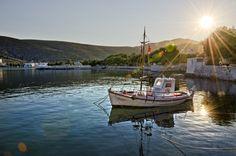 Members latest photos of Greece  Location: Amorgos > Katapola  Morning Glow  Greeka.com