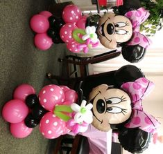 Minnie Mouse Balloons - Party City