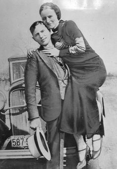 Bonnie and Clyde continues crime spree in 1934 - NY Daily News