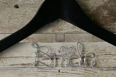 1000 Wedding Dress HangerGreat by TenDollarHangerShop on Etsy, $10.00
