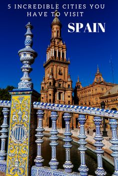 Spain is a country that can't be described in one word … or even 10. It's hard to choose favorites, but here are my picks for the five cities you'll want to explore. - Travelocity Gnational Gnomads Kirsten Maxwell