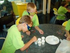 """10% off """"Adventures in Space"""" Summer Camp now through March 31. www.azchallenger.org"""