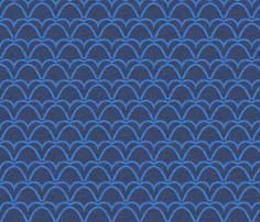 lorenloop_linen fabric by holli_zollinger on Spoonflower - custom fabric