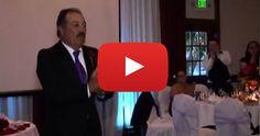 Dad�s Wedding Surprise Gives Me Goose Bumps