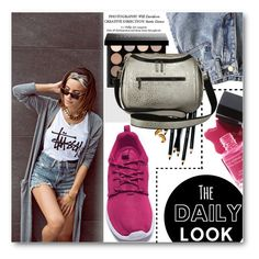 """""""Street Style"""" by stylemoi-offical ❤ liked on Polyvore featuring мода, Chanel, Bobbi Brown Cosmetics и stylemoi"""