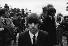 The Beatles, photo from John Hopkins