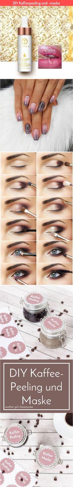 DIY Kaffeepeeling und -maske Best Makeup Primer, Best Makeup Products, Peeling, Wedding Rings, Engagement Rings, Jewelry, Masks, Kaffee, Enagement Rings