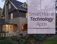 Studies show that today's #homebuyers are looking for a home that has the most up-to-date #technology. That's where smart home and eco-friendly apps come into play! #smarthome #apps #ecofriendly