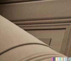 Pleated Panels Fabric Walls  [FWA-72761Photo2] Pleated Fabric Panels | DesignerWallcoverings.com | Luxury Wallpaper | @DW_LosAngeles | #Custom #Wallpaper #Wallcovering #Interiors