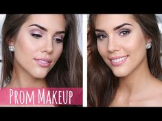 Easy & Natural Prom Makeup Tutorial | ALL DRUGSTORE PRODUCTS