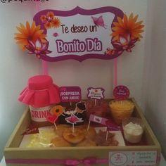 #felizdia #desayuno #sorpresa #desayunosorpresa #love #amor #carupano #sucre #pequiita_s #fotodeldía Love Amor, Catering, Lunch Box, Baby Shower, Valentines, Cool Stuff, Instagram, Breakfast, Birthday