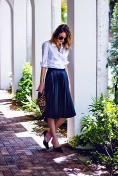 20 Catchy Spring Work Outfits Ideas glamhere.com For Spring