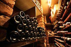 Wine cellar Royalty Free Stock Image