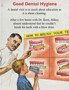 DISCOVER DENTISTS® Dental Hygiene http://DiscoverDentists.com