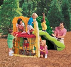 Little Tikes Jungle Climber - Welcome to the jungle, different variations available to suit your childs playtime