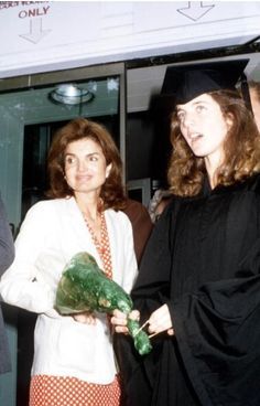 1980 Harvard graduation.