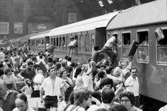 Ferragosto anni '70, alla Centrale