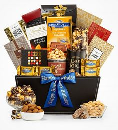 Gifttree As Good As Gold Sympathy Gift BasketIncludes Almond Roca Caramel To