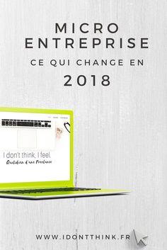 Micro-entreprise : ce qui change en 2018