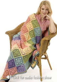 Sunscape Throw-free crochet pattern, thanks so for sharing this beauty xox