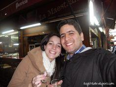 Registro de Viagens: Andando pelas ruas de Montevidéu!