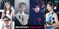 UEE, Sung Joon, Park Hyung Sik & Lim Ji Yeon go out on the town in 'High Society.' Watch their moves on the dance floor.