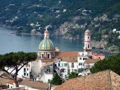 La Costiera Amalfitana è uno dei luoghi più belli del mondo