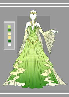 Adoptable outfit 12 (closed) by LaminaNati.deviantart.com on @DeviantArt
