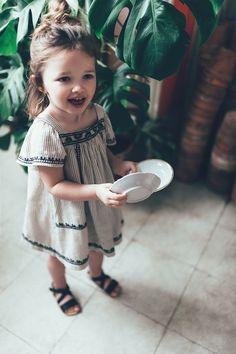 ZARA - #zaraeditorial - 4 years - BABY GIRL   3 months - ARTISAN CAPSULE