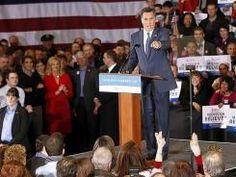 Mitt Romney wins the Arizona and Michigan primaries, defeating Rick Santorum and regaining his footing in the Republican presidential race. Michigan, Arizona, Usa, Flagstaff Arizona, U.s. States