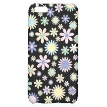 Colorful floral patterns iPhone 5C covers
