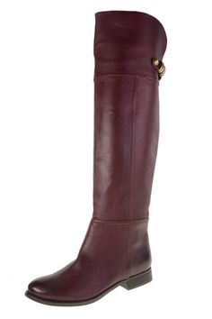 Chinese Landry South Bay Boots - Over the Knee Fall 2013 Boots - ELLE