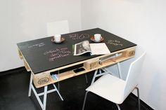 Studio table cool très facile à faire