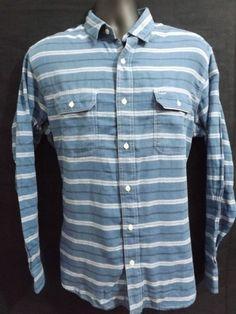 Lucky Brand Men's Long Sleeve Button Front Shirt NWT #LuckyBrand #ButtonFront