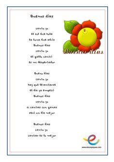 58 Ideas De Cancionero Canciones Infantiles Canciones De Niños Canciones Preescolar