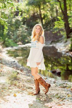 Senior Picture Ideas for Girls | Dakota {Senior '15} Dallas Senior Photographer