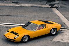 Lamborghini Miura - LGMSports.com