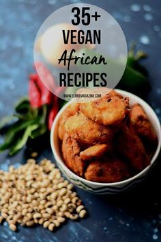 YES, #African food CAN be #vegan! These 35 #veganrecipes prove that beyond a doubt! #africanfood #africanrecipes #blackvegans
