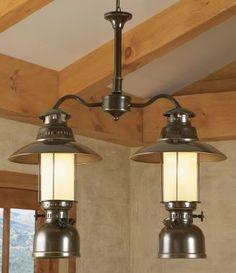 Cabela's: Grand River Lodge™ Lantern Chandelier