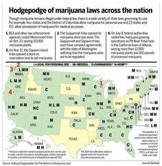 Federal raids cool tribal excitement over potential #marijuana profits   http://www.jsonline.com/news/wisconsin/federal-raids-cool-tribal-excitement-over-potential-marijuana-profits-b99632595z1-361687291.html… #MME #vote