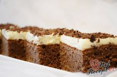Healthy Diet Snacks, Eastern European Recipes, Pavlova, Cakes And More, Low Carb Recipes, Cupcake Cakes, Cake Recipes, Nutella, Food And Drink